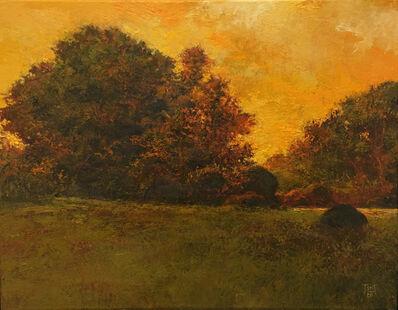 Shawn Krueger, 'Evening (Millpond)', 2020