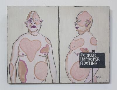 Brian Scott, 'Porker (Sorry Tom)', 2014