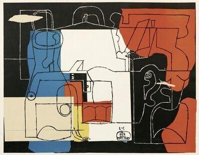 Le Corbusier, 'Bouteilles', 1923