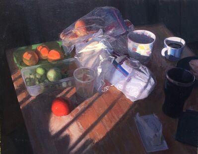 Raymond Bonilla, 'Desayuno', 2017