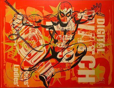 Peter Mars, 'Spiderman - Webmaster ', 2014