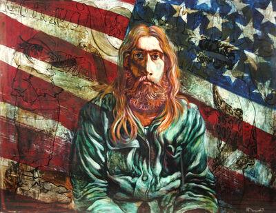 Fritz Aigner, 'Amerikaner (American)', 1974
