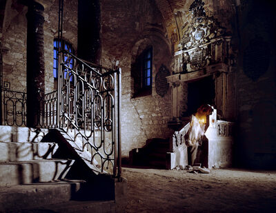 Neil Folberg, 'Kehilat HaKodesh, Mad, Hungary', 1995