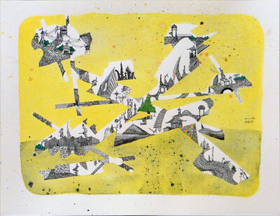 Yusuke Koshima, 'Wonder City 2015 (4)', 2015