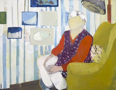 Cristina Canale, 'Sogra e Quadros', 2012