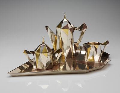Erik Magnussen, 'Cubic coffee service', 1927