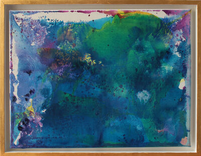 "Udo Haderlein, '""Soft Colors II""', 2017"