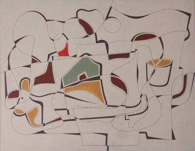 Saul Kaminer, 'La maison du souffle', 2014