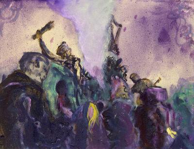 Blair Mclaughlin, 'Study for Le Triomphe de la Republique', 2019