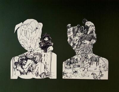 Baris Cihanoglu, 'A male A Female', 2016