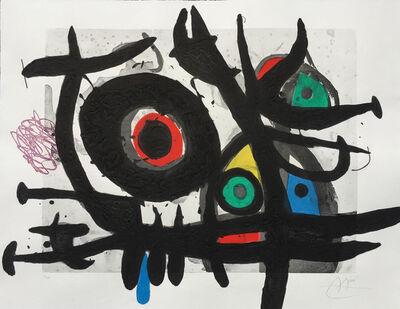 Joan Miró, 'L'Oiseau Destructeur (D.512)', 1969