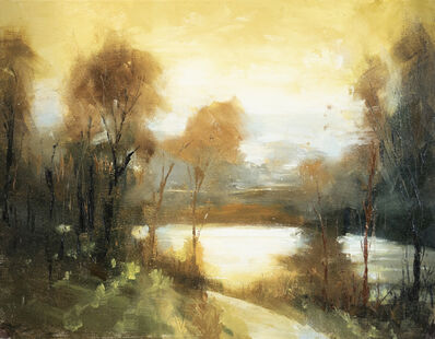 Christopher Clark, 'Golden Afternoon', 2017