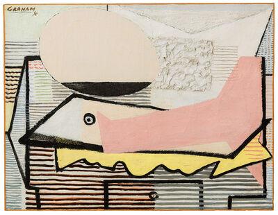 John Graham, 'White Fish', 1930