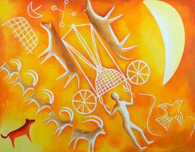 Roza Dzhangaracheva, 'Letter', 2007
