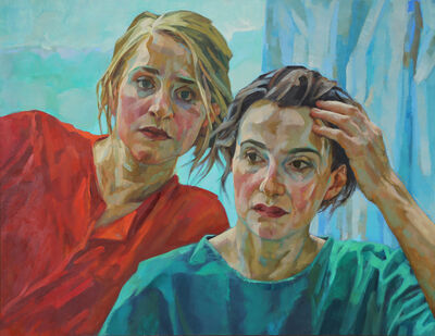 Xenia Hausner, 'Emergency', 2017