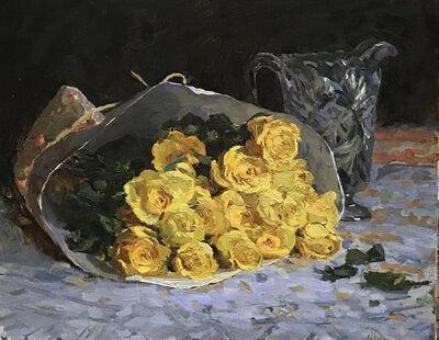 Kelly Carmody, 'Yellow Roses', 2020