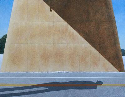 Steve Mennie, 'Untitled (Underpass shadows)', 2021
