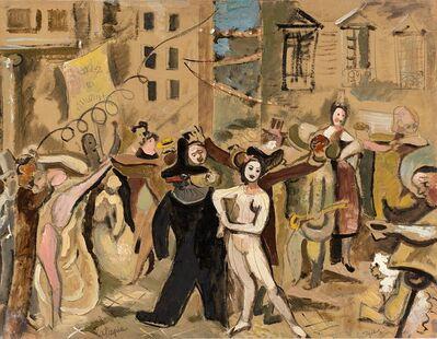 Louis Latapie, 'Carnevale', 1935