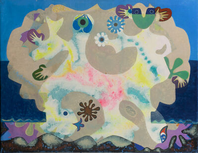 Eileen Forrester Agar, 'Sea-Dance for a Child', 1978
