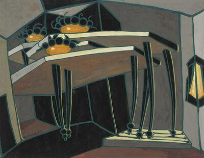 Rolph Scarlett, 'Untitled (Tables)', ca. 1935