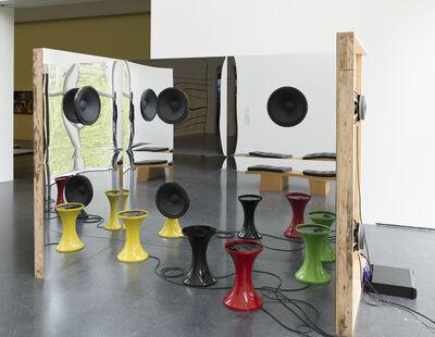 Lili Reynaud-Dewar, 'La Grande Oreille', 2015