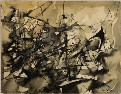 Jean-Paul Riopelle, 'Untitled', 1947