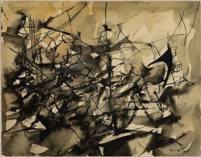 Jean-Paul Riopelle, 'Untitled', 1947