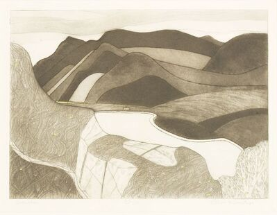 John Brunsdon, 'Golden Cap; Snowdon'