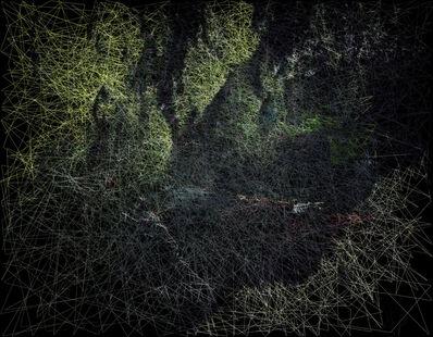 Hubert Blanz, 'public tracks 08', 2010