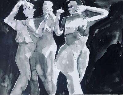 Susan Gesundheit, 'Three Muses', 2018