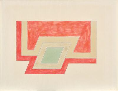 Frank Stella, 'Conway', 1966