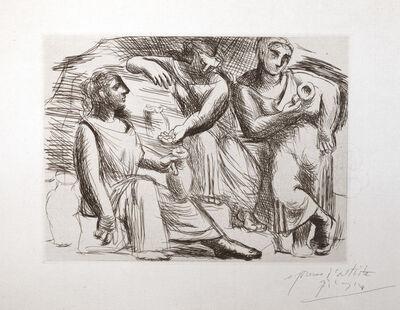Pablo Picasso, 'La Source (Trois femmes à la fontaine)', 1921