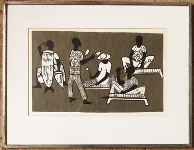 Jessie Wilber, 'Tanu Yajenga Nchi (Tanu Builds a Nation) translated from Swahili', 1966