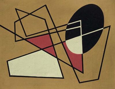 José Pedro Costigliolo, 'Proyecto composición', ca. 1953