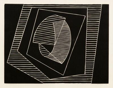 Josef Albers, 'Umgeben / Surrounded', 1933