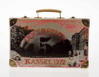Edward Kienholz, 'Documenta Suitcase', 1973
