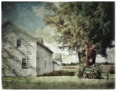 Mary Ann Glass, 'Route 9 Barn', 2021