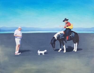 Travis Walker, 'Horse Opera', 2019
