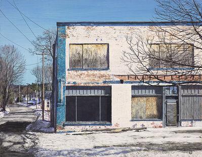 Jeff Gola, 'Commercial Street', 2017