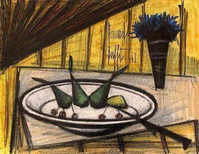 Bernard Buffet, 'Assiette de fruits', 1961