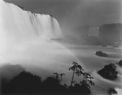 Valdir Cruz, 'Quedas do Iguaçú – X', 2002