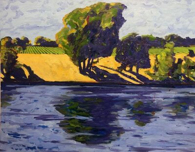Anthony Montanino, 'Yolo Farm on the River', 2019