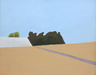 Toni Onley, 'Treeline', 1970