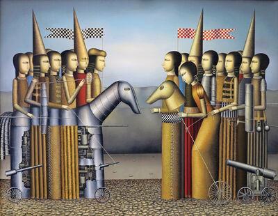 "Armen Gevorgian, '""Antagonism"" / ""Düşmanlık""', 2014"