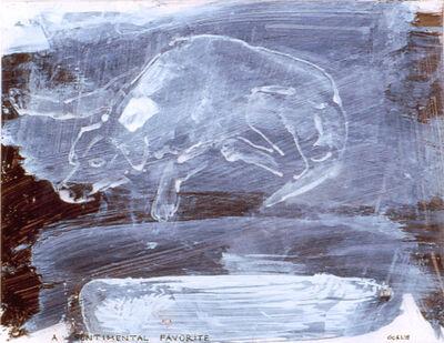 Leon Golub, 'A Sentimental Favorite', 1994