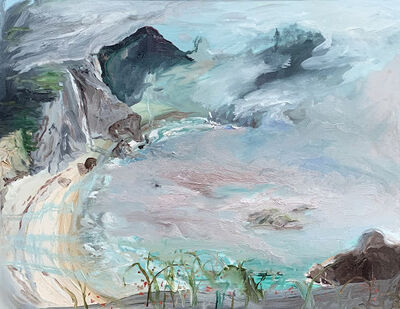 Morgan Mandalay, 'Big Sur Misty-Eyed', 2019