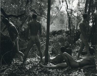 Bruce Weber, 'Villa Tejas [Santa Barbara, California]', 1987