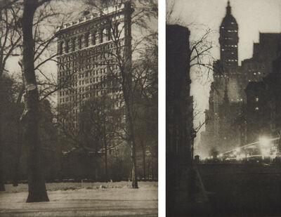Alvin Langdon Coburn, 'New York', 1910