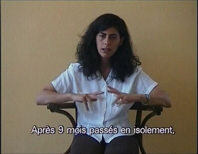 Joana Hadjithomas and Khalil Joreige, 'Khiam', 2000-2007