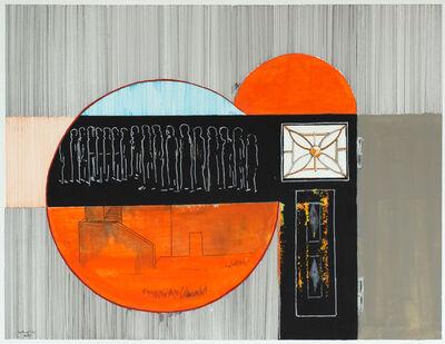 Yazan Abu Salameh, 'Heritage on a Crossroad', 2021